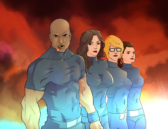 rebeldes-marketing-team